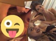Sarah Joelle & Micaela Schäfer im Sexvideo