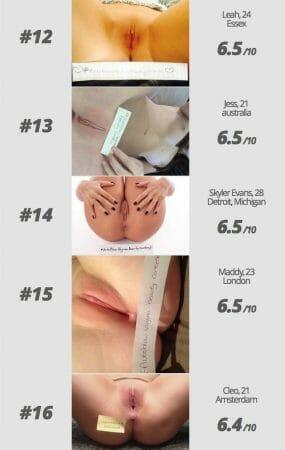 Die verrückte Wahl zur Miss Vagina 2015