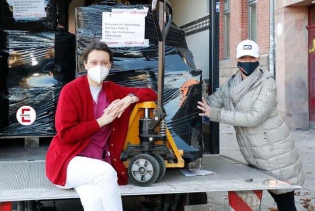 Charity-Aktion in Berlin: MyDirtyHobby hilft Obdachlosen
