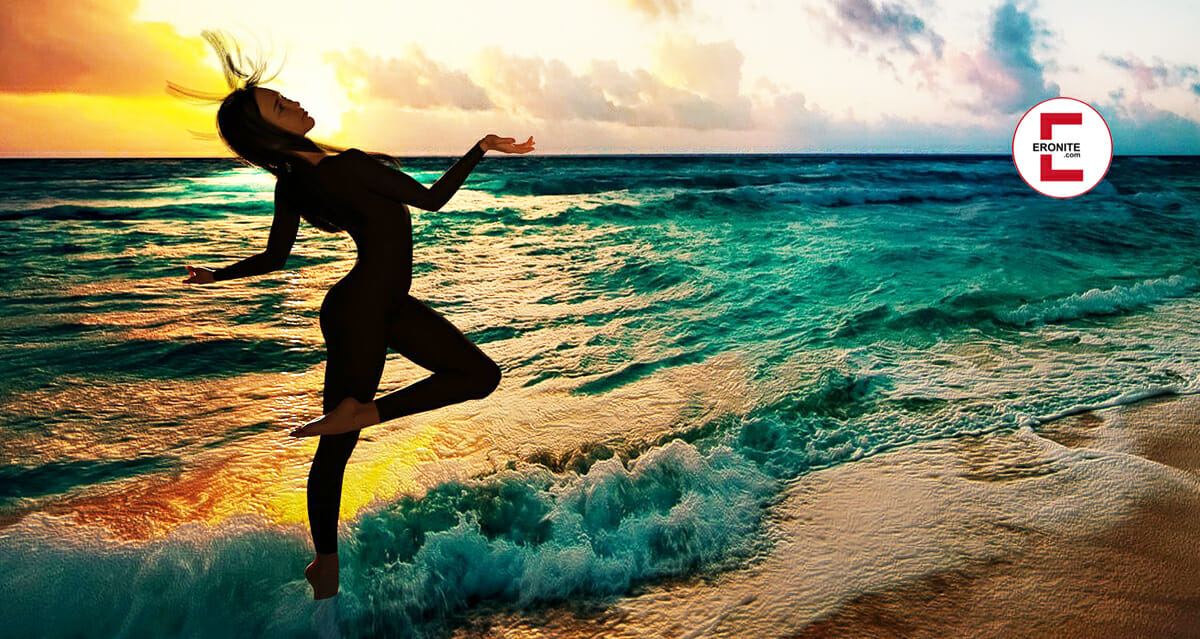 Sport yoga nackt Nude yoga