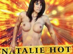 Neue DVD: HOT GAMES with Natalie Hot