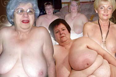 Oma Dating: So findest du eine sexgeile Granny