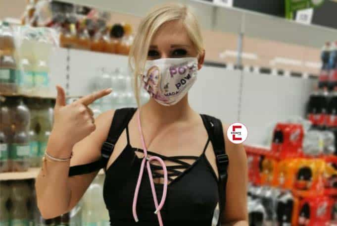 Corona: Pornodarstellerin Lena Nitronimmt kein Blatt vor den Mund