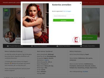 Private Livecam Amateure bieten für jeden das richtige Angebot
