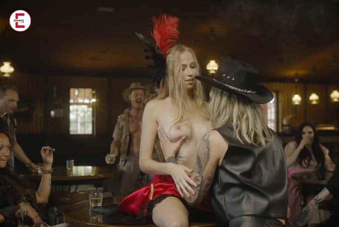 Das Rednex Porno Musikvideo mit Hardcore-Sexszenen