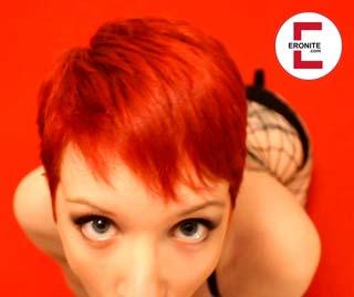Schminkprinzessin und Camgirl Foxy Ginger