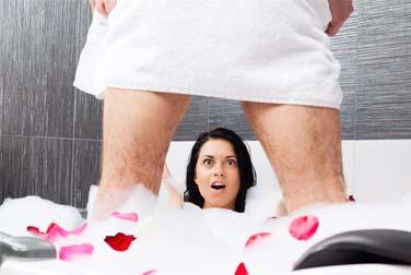 Geile Sache: Selbstbefriedigung vor dem Partner