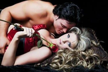 Sex gegen Blumen: Will er Verkehr fürs Geschenk?