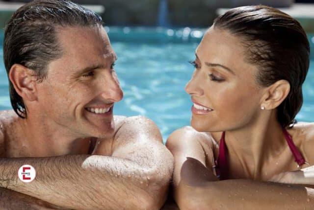 Sexgeschichte: Unerwartetes Erlebnis mit Sex im Schwimmbad