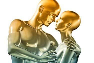 Hand aufs Herz: Wer will Sex mit einem Roboter?