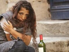 Sex mit obdachlosen Frauen gegen Essen?