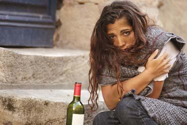 Für eine Mahlzeit: Sex mit obdachlosen Frauen gegen Essen