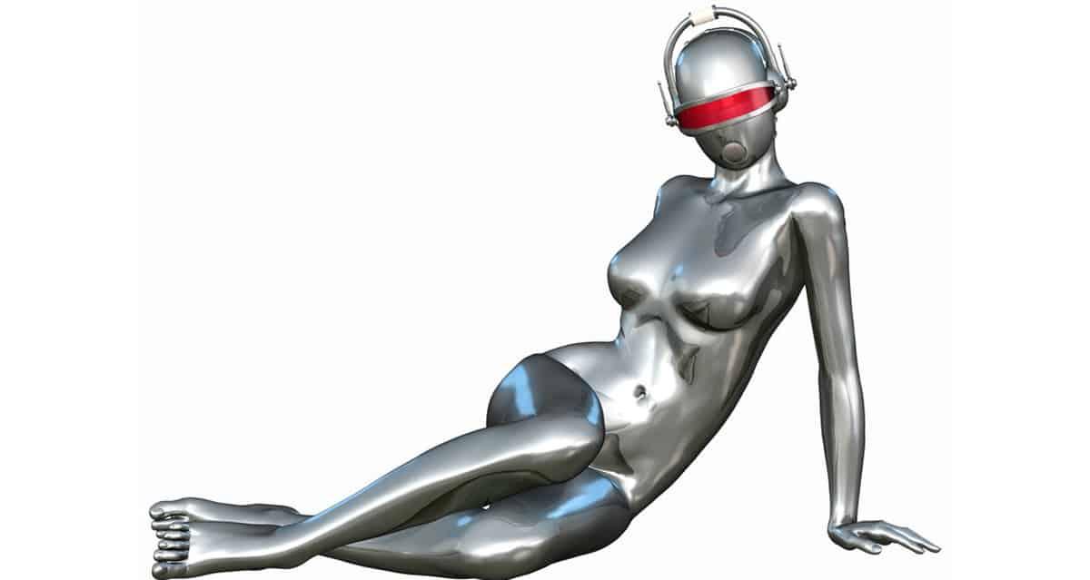 erotische geschichten roboter