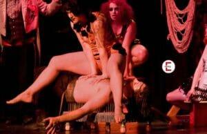 Sex im Zirkus: Circusfreunde treiben's bunt
