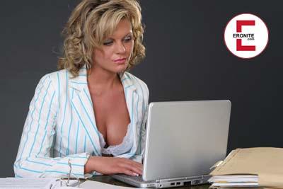 Erotische Geschichte: Meine Bewerbung als Büronutte