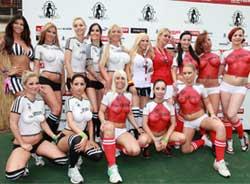 Sexy Soccer 2014: Eintritt frei!