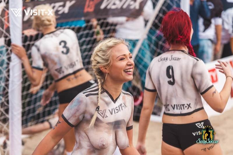 SexySoccer 2018: Deutschland gegen Schweden