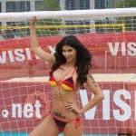 Sexy Soccer 2014 | Micaela Schäfer | Eronite.com