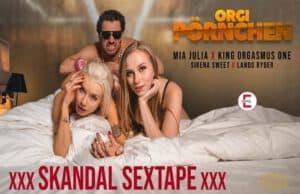 Skandal Sextape mit Mia Julia und King Orgasmus One