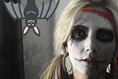 Halloween-Special: Die gruselige Tatjana Young Freeshow