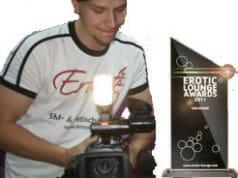 Eronite-Kameramann gewinnt Award