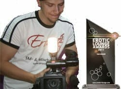 Erotic Lounge Award | Tim Eronite