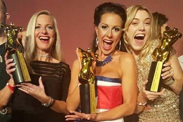 Venus Awards 2017 Gewinner