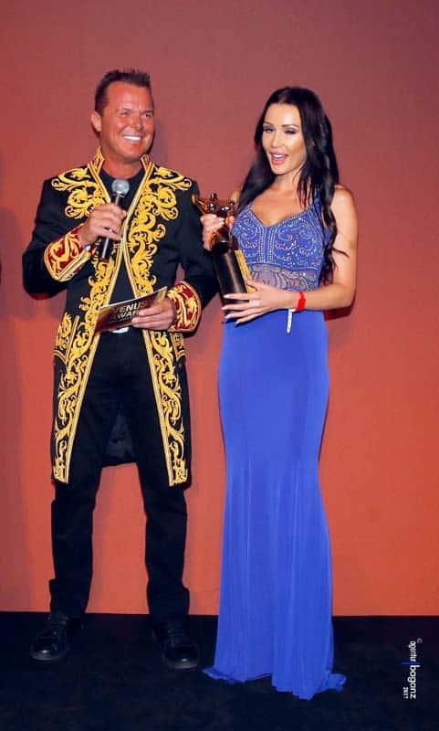 Venus Awards 2017 Prinz Marcus von Anhalt