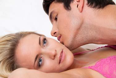 Normale und abstruse Gedanken einer Frau vor dem Sex