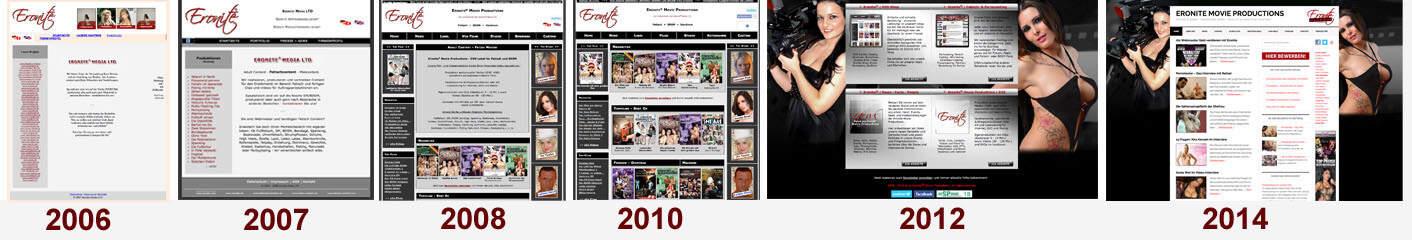 Webhistorie Eronite