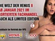 """""""Die Welt der Venus II"""" erscheint trotz Lockdown"""