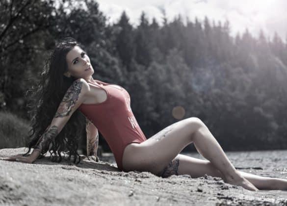 Xania Wet Pornos - ein Camgirl zum Anfassen