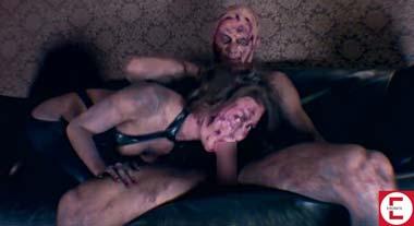 Zombie-Hochzeit: Verheiratet mit einer Monsterpuppe